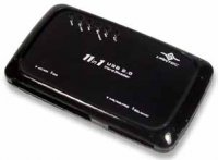 Vantec 11-in-1 Card Reader External