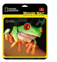 HandStands National Geographic Frog Mouse Pad