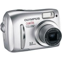 Olympus D-535 Zoom Digital Camera 3.2MP