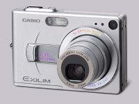 Casio EX-Z40 Digital Camera 4.0MP