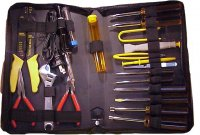 Deluxe 22 Piece PC Tool Kit with carrying case