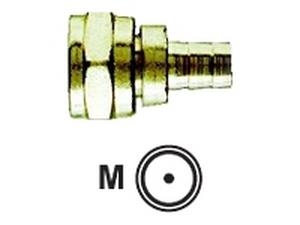 Video connector - F connector (M)