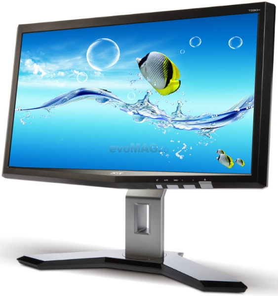 "ACER 23"" LCD MONITOR T230HBMIDH"