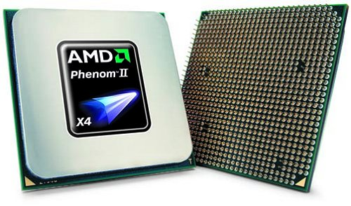 AMD AM3 PHENOM II QUAD CORE 810