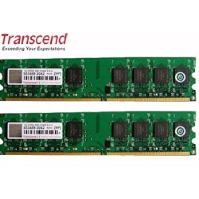 Transcend DDR2 PC-6400 4GB Memory Kit
