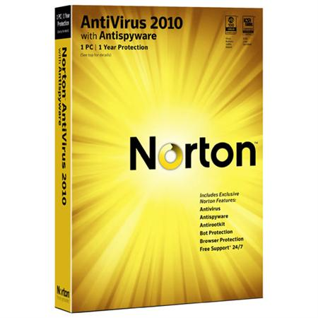 Norton Anti-Virus 2010