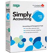 Simply Accounting 2010 Pro