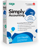 Simply Accounting 2010 Pro With Payroll