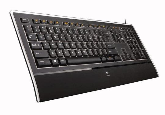 Logitech Illuminate d Keyboard
