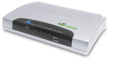 AIRLINK 8 PORT GIGABIT SWITCH