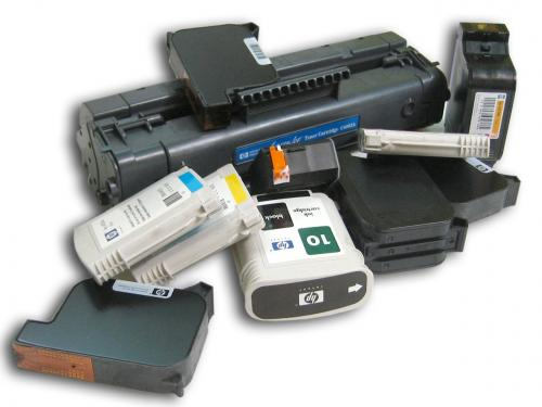 Ink cartridges/Toners