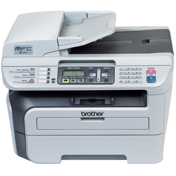 BROTHER MULTIFUNCTION MFC7440N LASER PRINTER