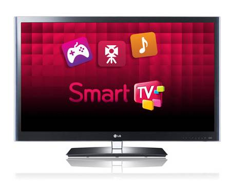 "LG 47LV5400 47"" Smart LED TV"